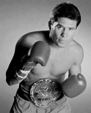 Cyber Boxing Zone -- Julio CESAR Chavez